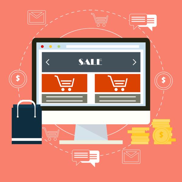 kjop nettbutikk - netthandel - online store